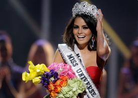 Απο το Μεξικό η φετινή «Μις Υφήλιος»