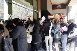 30,8% οι άνεργοι νέοι στην Ελλάδα!