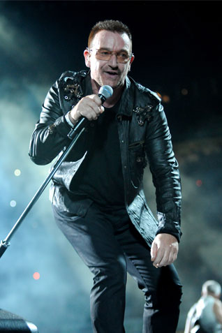 U2:  ακτιβιστές ή υποκριτές;