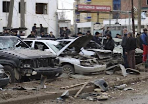Πολύνεκρη επίθεση αυτοκτονίας στο Νταγκεστάν