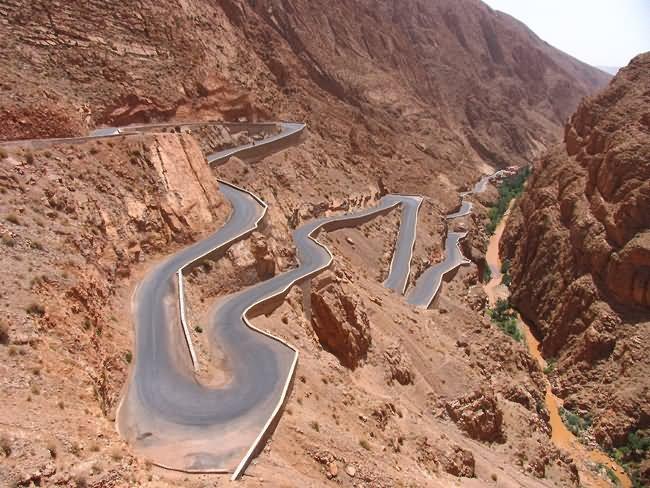 Οι πιο επικίνδυνοι δρόμοι του κόσμου ! ! !