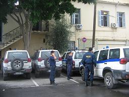 Προφυλακίστηκαν οι τρεις συλληφθέντες για ληστεία στο Ρέθυμνο