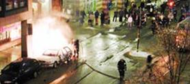 Στοκχόλμη: Βομβιστικές επιθέσεις με ένα νεκρό