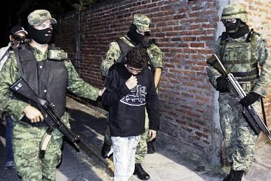 Η αστυνομία σκότωσε ηγέτη καρτέλ στο Μεξικό