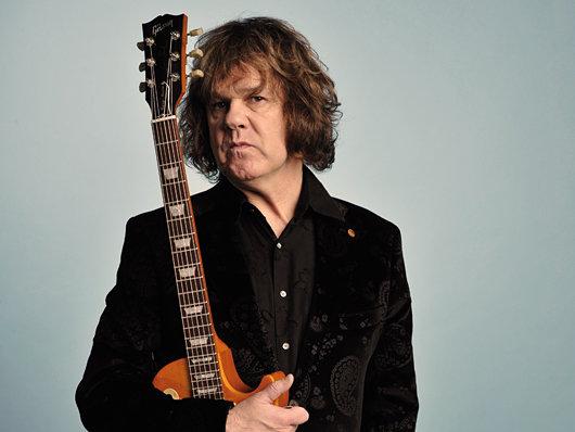 «Έφυγε» ο βιρτουόζος κιθαρίστας Gary Moore