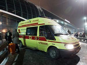 Συνελήφθησαν τα αδέλφια του καμικάζι στο αεροδρόμιο της Μόσχας