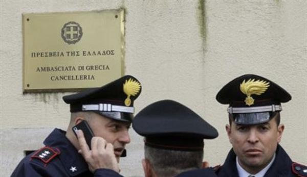 Ελληνικές πρεσβείες στο σκοτάδι