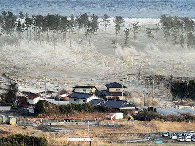 Ο σεισμός της Ιαπωνίας άλλαξε την γη. Εξελίξεις