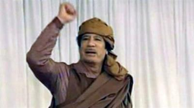 Ο Καντάφι σίγουρος για την επικράτηση του