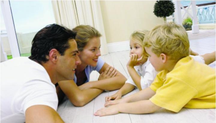 Ομιλία στο 2ο Δημοτικό: Ο ρόλος των γονέων στην συμπεριφορά των παιδιών