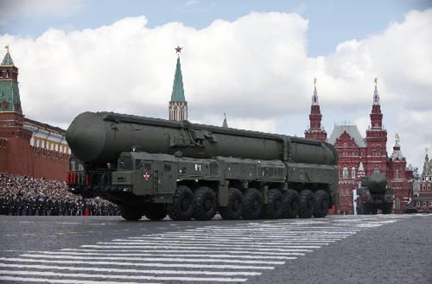 Το αμερικανικό πυρηνικό οπλοστάσιο μεγαλύτερο αυτού της Ρωσίας
