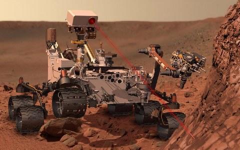 Η ανθρώπινη «Περιέργεια» κάνει ακόμη ένα ταξίδι προς τον Αρη