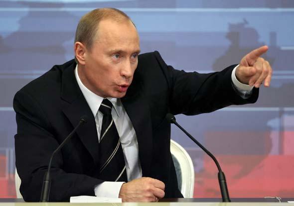 Δεν έπαιρναν τα λεφτά του πούτιν, για