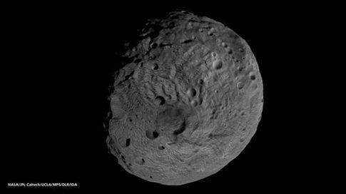 Αστεροειδής Εστία, ένα «απολίθωμα» από τις απαρχές του Ηλιακού Συστήματος