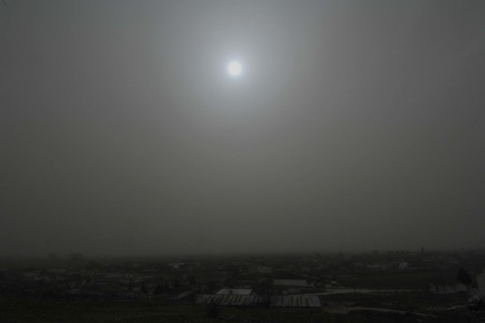 Κρήτη: Το μεγάλο πείραμα για τη σκόνη της Σαχάρας