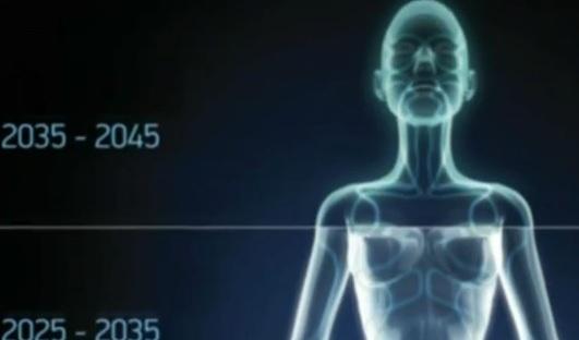 Ρώσος επιχειρηματίας υπόσχεται αθανασία μέσω της μεταμόσχευσης εγκεφάλου σε ρομποτικό σώμα – Βίντεο