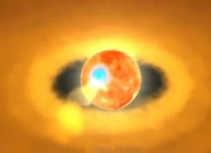 Ένα άστρο γεννιέται – Βίντεο της NASA