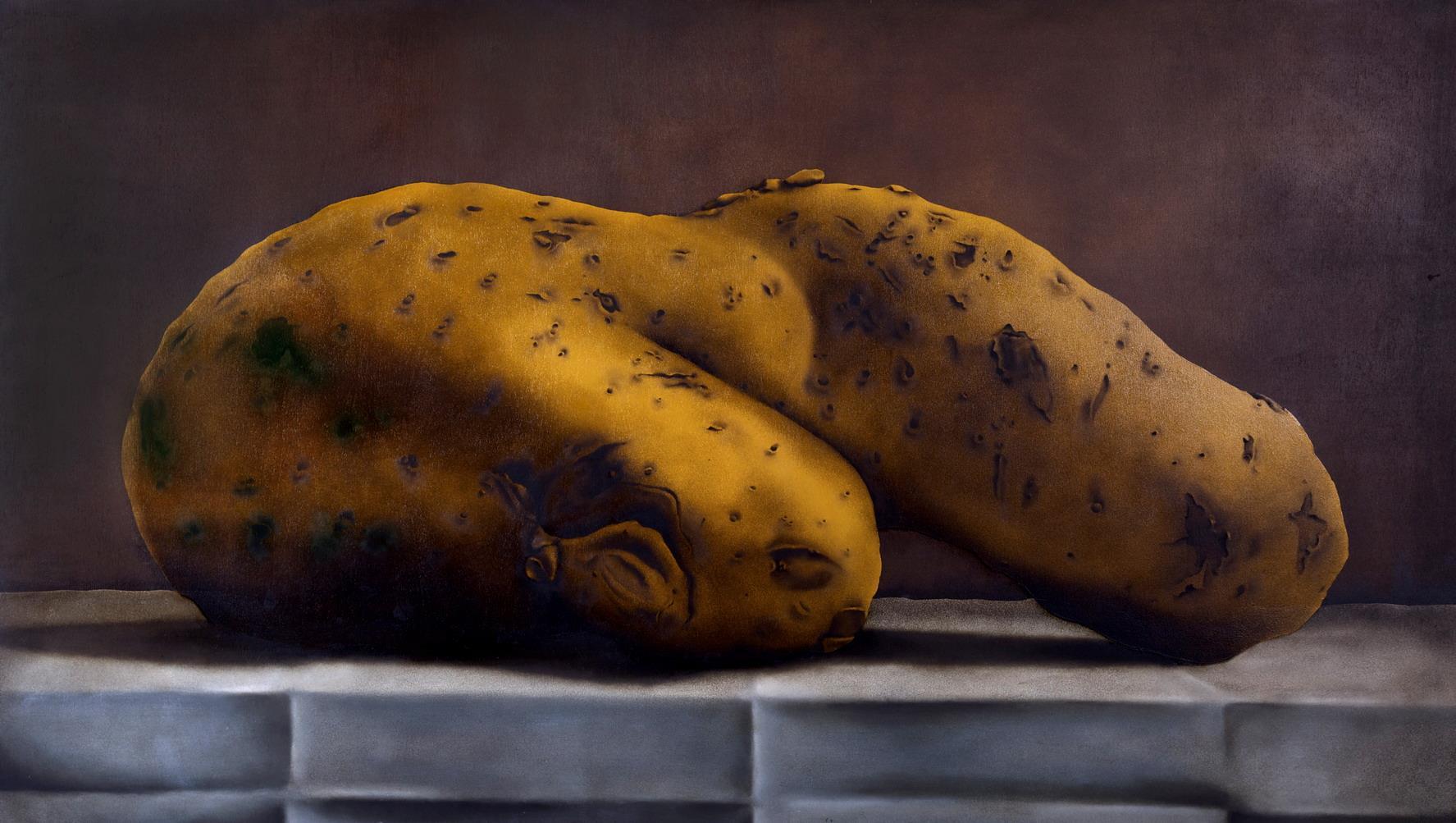 Έκθεση ζωγραφικής του δ.χαντζόπουλου