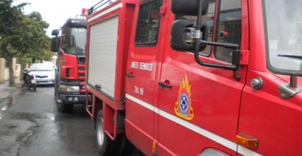 Σε κατάσταση αμόκ πυρπόλησε το σπίτι του στο Ρέθυμνο