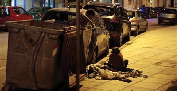 Κάτω από τα όρια της φτώχειας ζουν στην Κρήτη 120 χιλ. άτομα