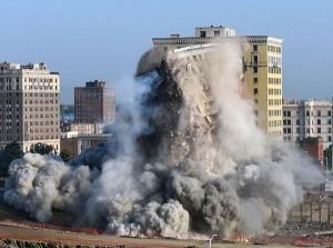 Το Park Avenue Hotel στο Ντιτρόιτ πρόσφατα κατεδαφίστηκε και ένα μη  επανδρωμένου αεροσκάφους της TheGadgetGuy11 ήταν εκεί για να καταγράψει τα  πιο πάνω ... 15ad415258c