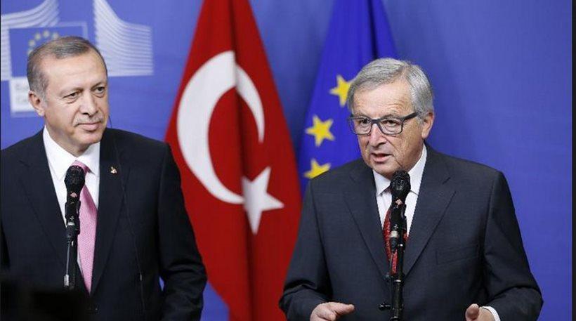 Κομισιόν: Υποψήφια χώρα στην Ε.Ε. αλλά και «στρατηγικός εταίρος» η Τουρκία