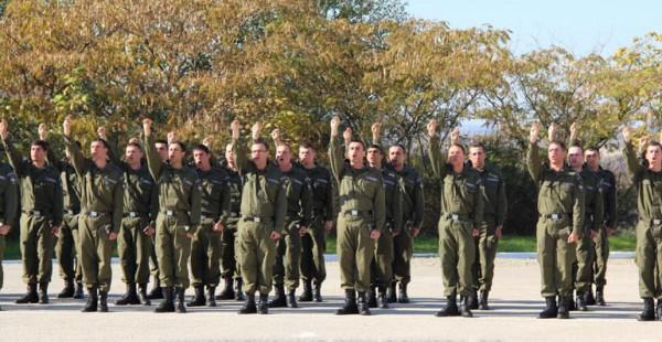 Ρέθυμνο: Τελετή αγιασμού στην σχολή Αστυφυλάκων