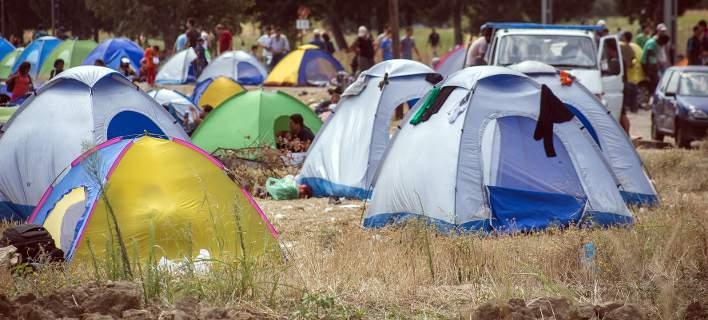 Ειδομένη: Σχεδόν 5.000 άτομα περιμένουν να περάσουν στην ΠΓΔΜ-Αναμένονται μαζικές αφίξεις