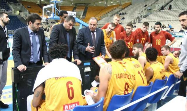 Σκουρτόπουλος και Γιαννόπουλος μιλούν για το ματς με τον Αρκαδικό