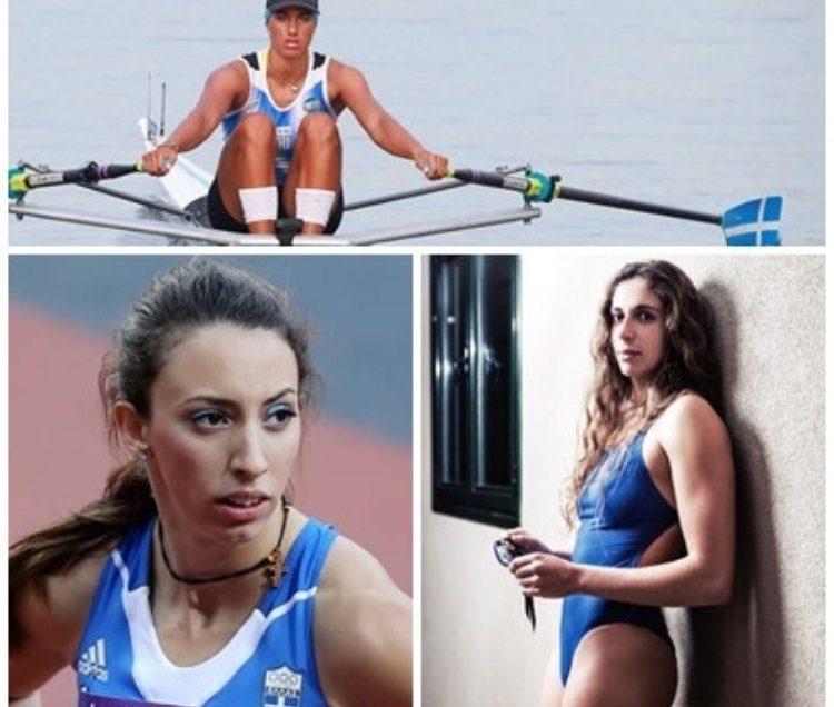 Τρεις Κρητικοπούλες ανάμεσα στους 75 Έλληνες αθλητές που έχουν «κλείσει» εισιτήριο για το Ρίο!