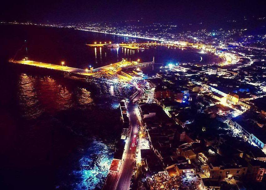 Big City lights!