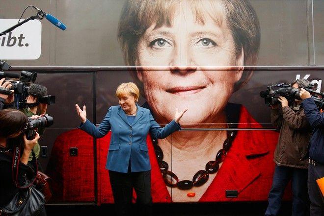 Μέρκελ: Δεν άλλαξα πολιτική στο προσφυγικό, θα επαναπροωθούνται όσοι δεν πάρουν άσυλο