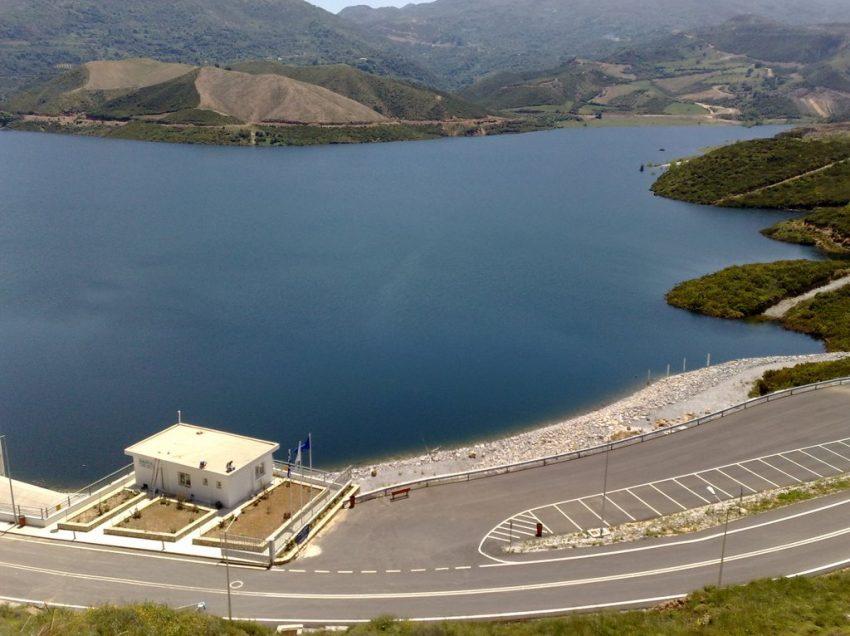 Στο 67% η πληρότητα των μεγάλων ταμιευτήρων νερού της Κρήτης