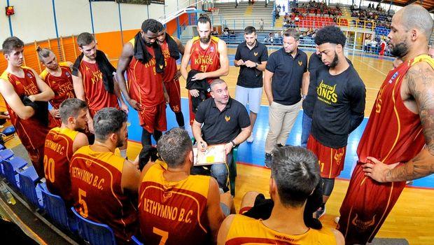 Κωνσταντινίδης: «Τεράστια προσπάθεια απέναντι στον Κόροιβο»