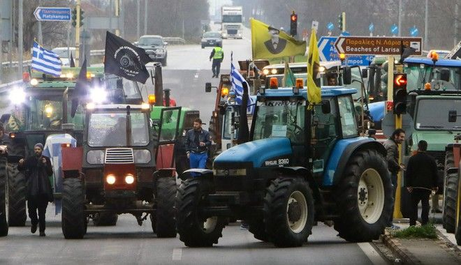 Καλούν σε παγκρήτια σύσκεψη οι αγρότες