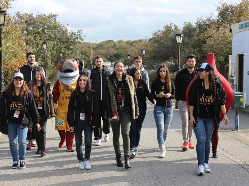 Ολοκληρώθηκε με επιτυχία το διήμερο ελπίδας στο Πανεπιστήμιο Κρήτης