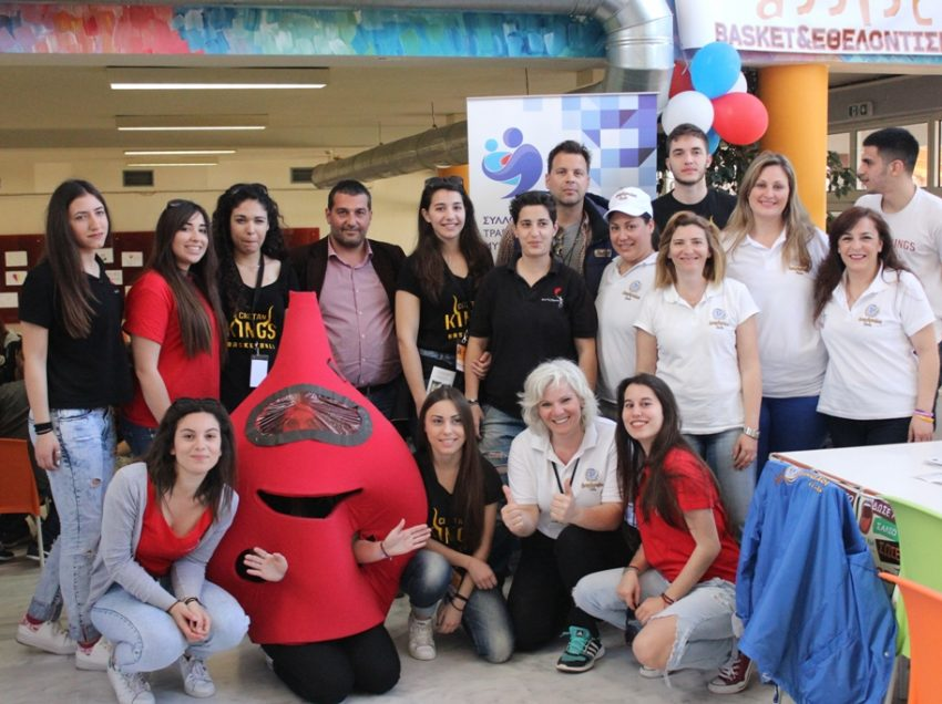 Διήμερο κοινωνικής δράση στο Πανεπιστήμιο Κρήτης με την υποστήριξη του Ρέθυμνο Cretan Kings