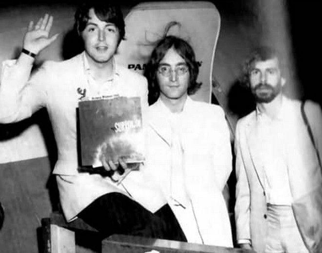Νεκρός βρέθηκε ο πρώην συνεργάτης των Beatles, Αλέξης Μάρδας