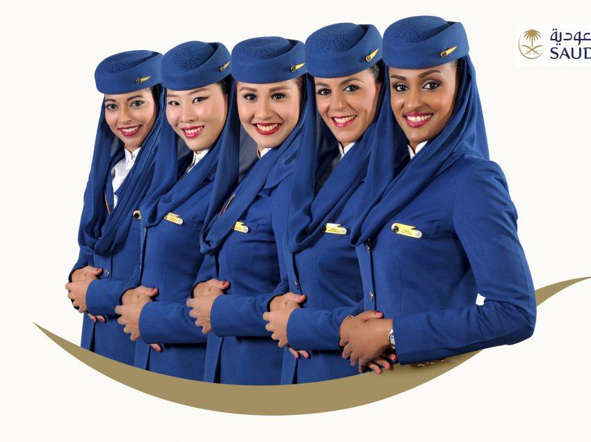 Η Saudia Airlines επανέρχεται στο Ηράκλειο Κρήτης τη Κυριακή 22.01.17 στο ξενοδοχείο GALAXY για να επανδρώσει τα νέα της αεροσκάφη με Ελληνίδες αεροσυνοδούς