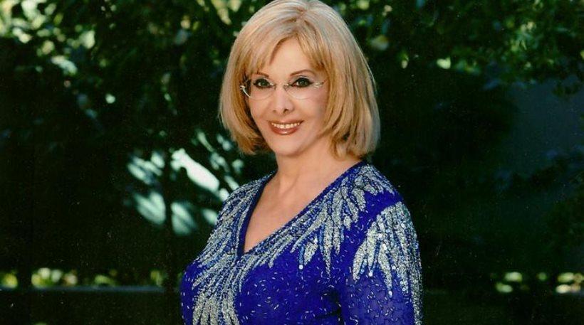 Πέθανε η Κέλλυ Σακάκου, από τις πρώτες παρουσιάστριες της ελληνικής τηλεόρασης