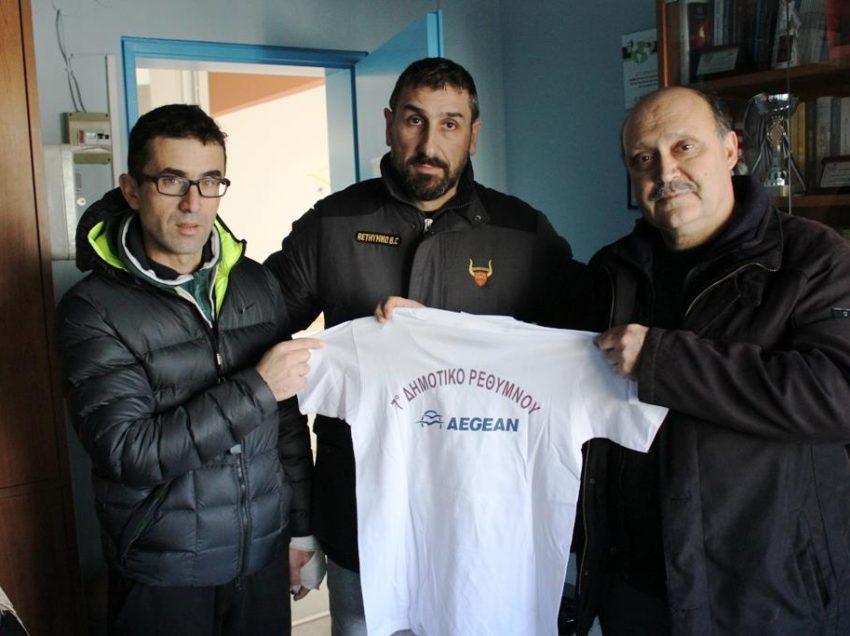 Πρεμιέρα του 3ου «Cretan Kings Assist Basketball»