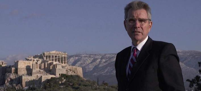 Αμερικανός πρέσβης στην Ελλάδα: Θα έχουμε μια καλή περίοδο για τις ελληνοαμερικανικές σχέσεις