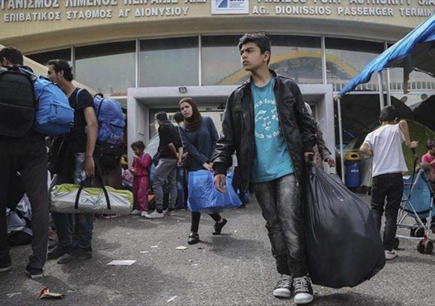 Ξεπέρασαν τις 10.000 οι μετεγκαταστάσεις αιτούντων άσυλο από Ελλάδα και Ιταλία