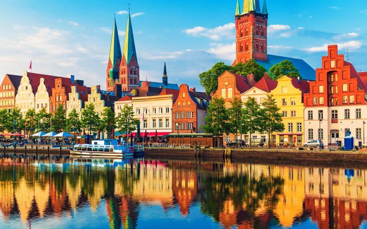 Lubeck: Μια άγνωστη αλλά πανέμορφη μεσαιωνική πόλη