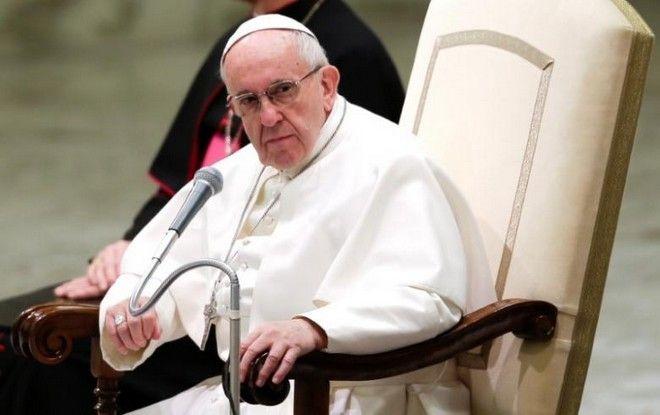 Πάπας σε Τραμπ: Η Αμερική να ανησυχεί για τους φτωχούς