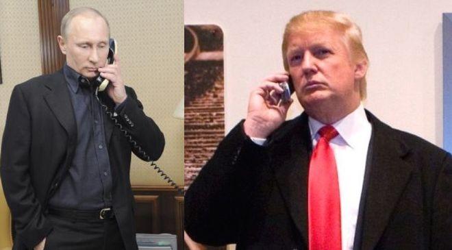 Κρεμλίνο: Περιμένουμε σύντομα να οριστεί ημερομηνία για τηλεφωνική επικοινωνία Πούτιν – Τραμπ