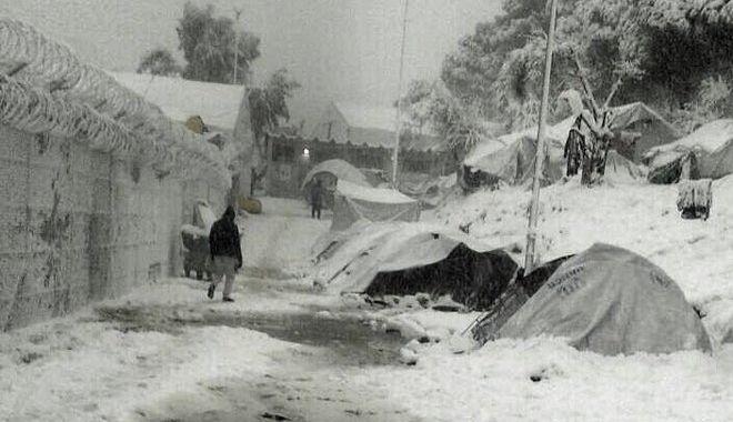 ΟΗΕ: Πρόσφυγες και μετανάστες πεθαίνουν από το κρύο