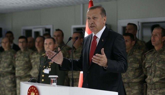 Βελγικός Τύπος: Ο Ερντογάν φταίει για το ναυάγιο στο Κυπριακό