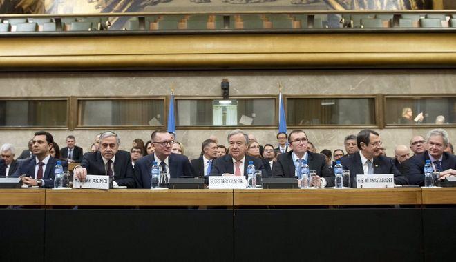 Κυπριακό: Στα Ηνωμένα Έθνη η πρωτοβουλία για νέα διάσκεψη