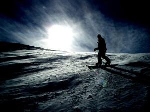 Το σκι τη νύχτα είναι… μαγικό!